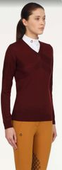 Cavalleria Toscana V Neck Geelong Sweater