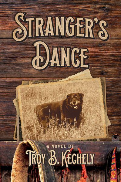 Signed paperback copy of Stranger's Dance