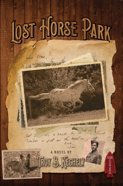 Signed copy of Lost Horse Park