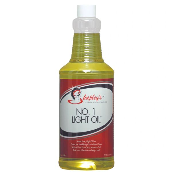 Shapleys No.1 Light Oil