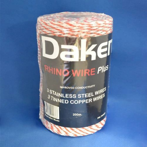 Daken Rhino Wire Plus - 400m Roll