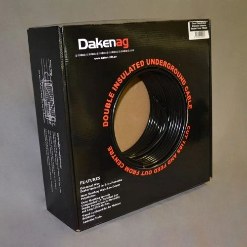 Daken Grunt Cable - 25m Roll