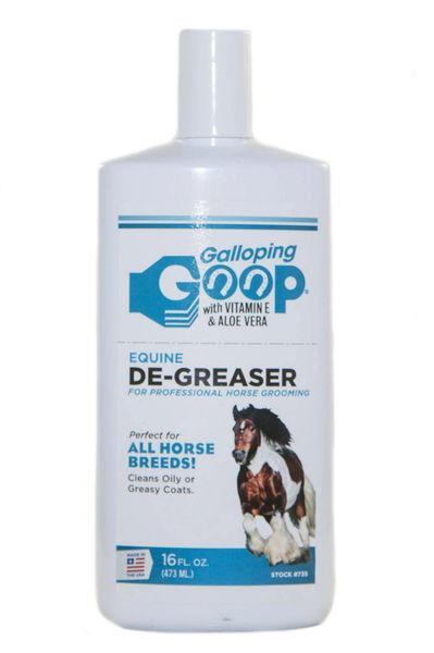 GALLOPING GOOP 473ML LIQUID DEGREASER SQUEEZE BOTTLE