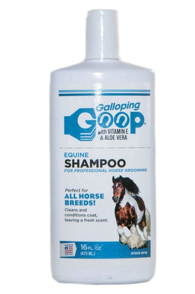 GALLOPING GOOP 473ML SHAMPOO