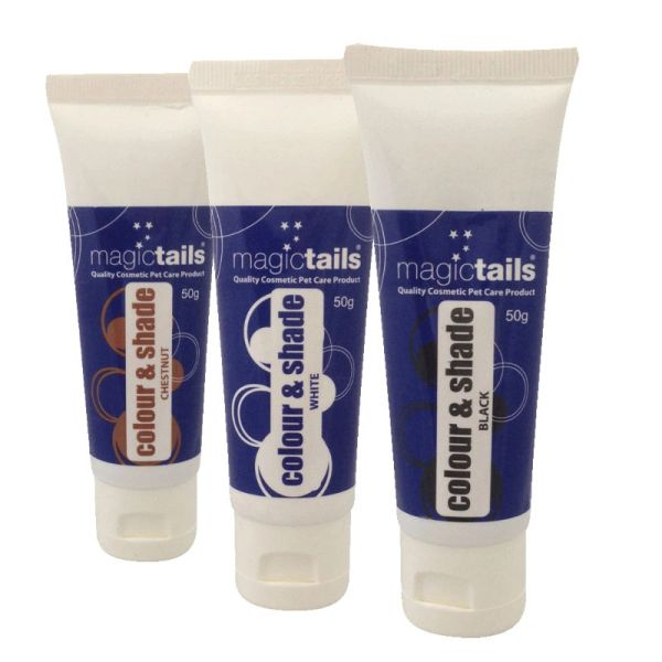 MAGICTAILS COLOUR AND SHADE MAKE-UP 50G