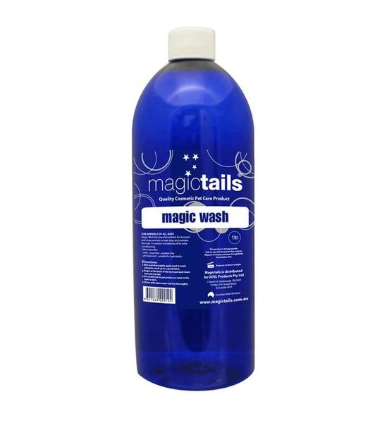 MAGICTAIL WASH SHAMPOO 250ML AND 1LT