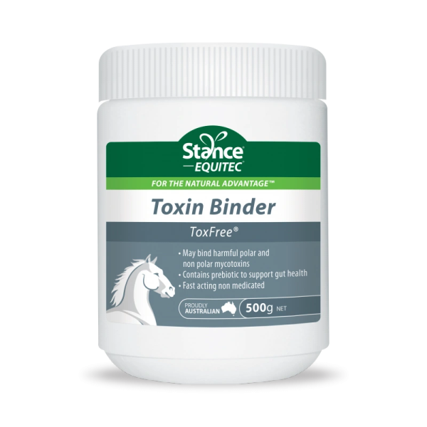 TOXIN BINDER .500g, 1Kg, 2Kg, 6Kg