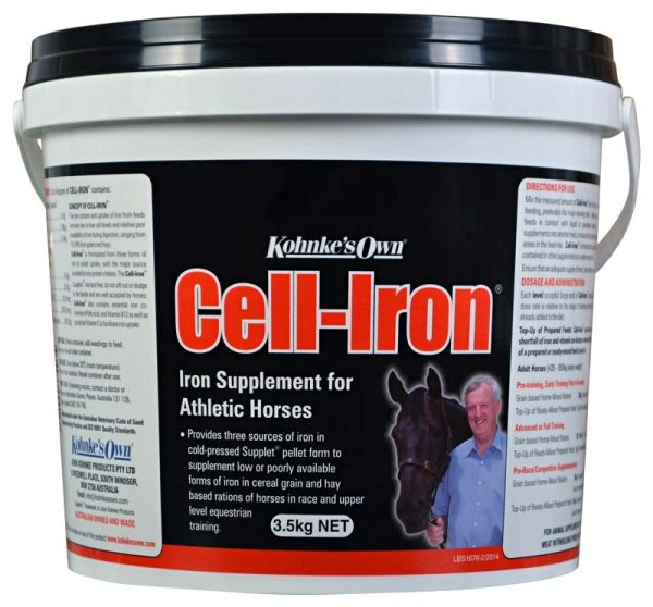 CELL IRON