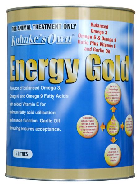 ENERGY GOLD