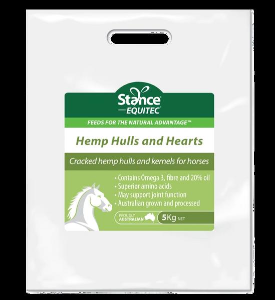 HEMP HULLS AND HEART 5KG