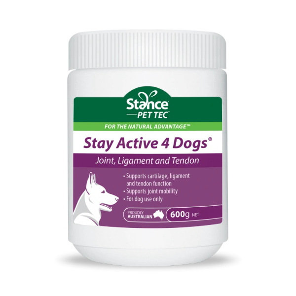 STAY ACTIVE 4 DOGS 600G