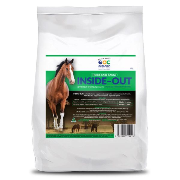 INSIDE - OUT Horse Formula