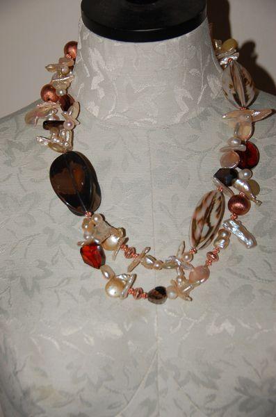 Shaped Shell Beads