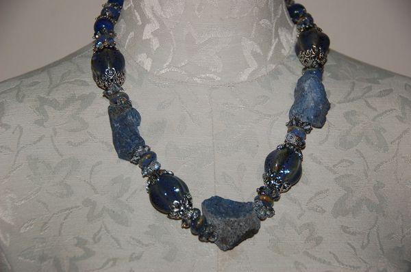 Blue Raw Stones