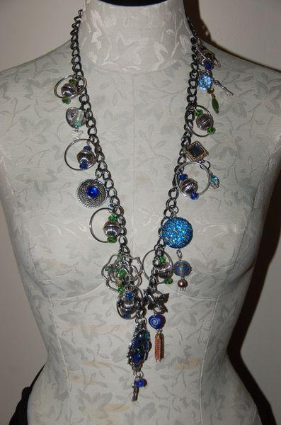 Vintage Earrings & Crystals