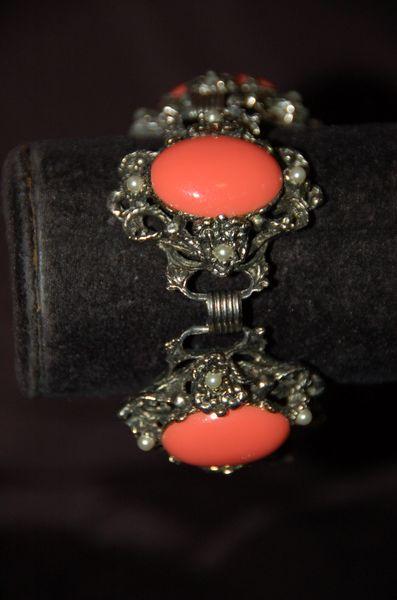 Orange Costume Bracelet