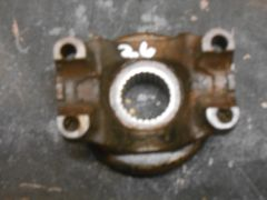 Jeep Dana 20 front and rear out put yokes