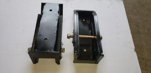 "Spring Slider Box-Rock Ready slider box for 2.5"" wide springs"