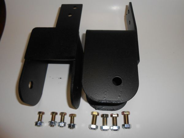 J10 J20 Wagoneer Shackle Reversal FSSR [front spring shackle reversal]