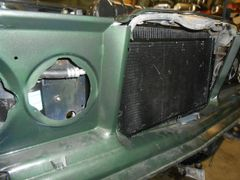 Wagoneer J10 J20 Jeep AC Condenser Drier Accumulator for full size jeeps
