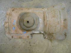 J10 Wagoneer Cherokee floor pan shifter cover