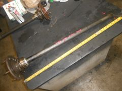 FordF150 9 inch rear axle shaft and 31 spline