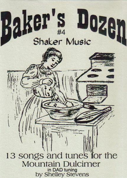 K. Baker's Dozen #4 Shaker Music