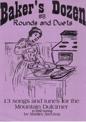 O. Baker's Dozen #8 Rounds and Duets