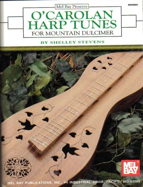 "E. ""O'Carolan Harp Tunes for the Mountain Dulcimer"""