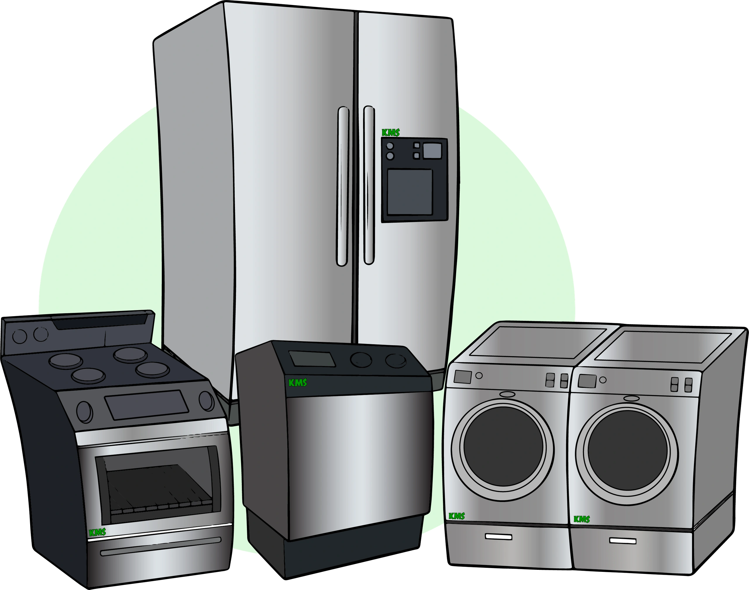 LG  stove , oven repair and LG parts, Montreal, Laval, West Island, North Shore & South Shore.
