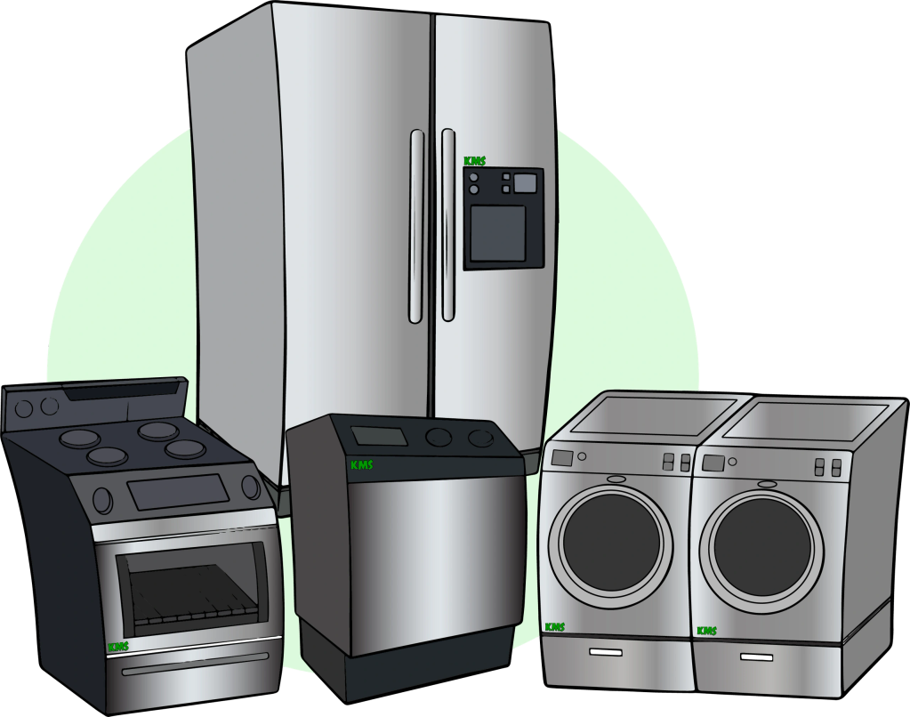 Amana  stove , oven repair and Amana parts, Montreal, Laval, West Island, North Shore & South Shore.