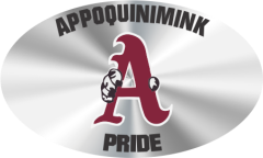 Appo Pride Decal