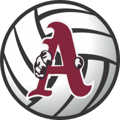Appo Volleyball Decal