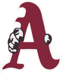 Appo A Decal w/Paw