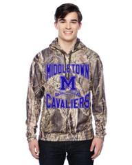 MHS Cavaliers Camo Hoodie