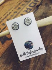 Silver x Gray Earrings
