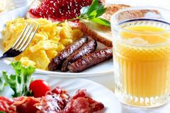 Zesty Breakfast Sausages Mix and Match 10 lbs.