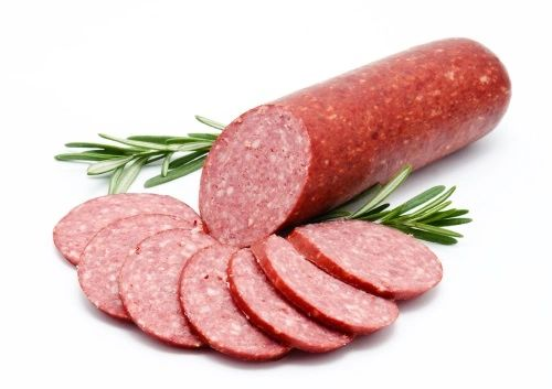 12 Ounce Summer Sausage - Qty 5