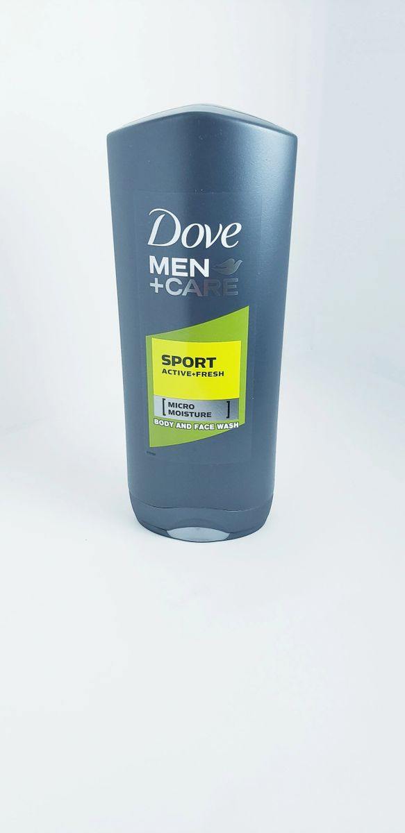 Dove Men Care Face And Body Wash