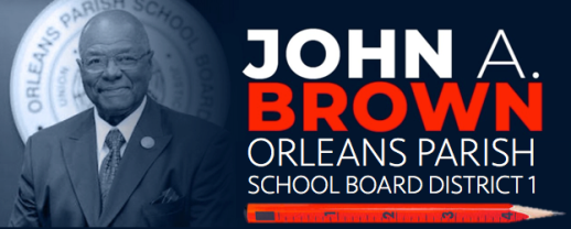John Brown for School Board