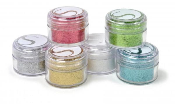 Glitter Essential Colours