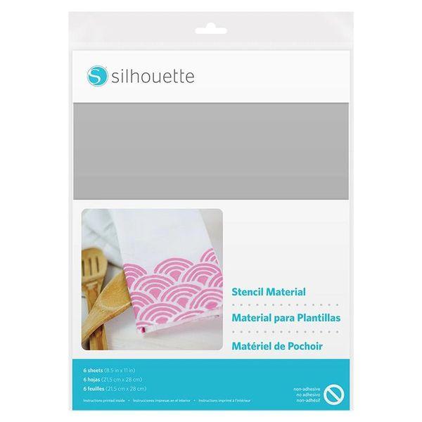 Stencil Sheets Non-adhesive