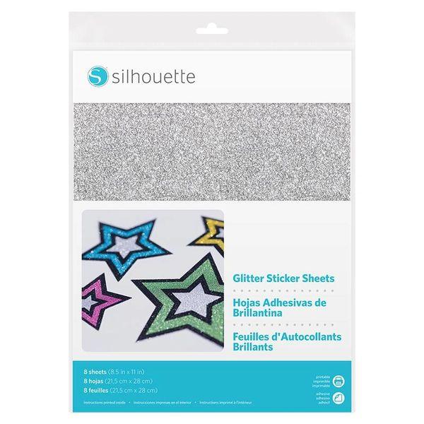 Printable Sticker Paper - Glitter