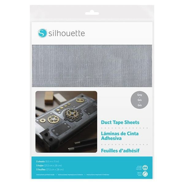 Duct Tape Sheets - Grey