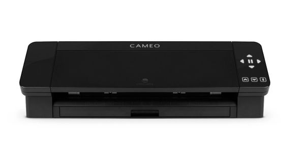 Silhouette Cameo® 4 Midnight Black