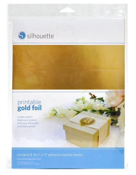 Printable Gold Foil