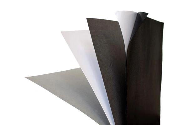 Adhesive Cardstock Black