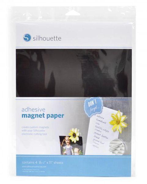 Adhesive Magnet Paper