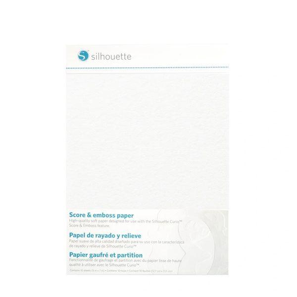 Score & Emboss Paper 5x7 In