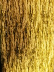 Wood grain like dark brown/olive and tan fabric